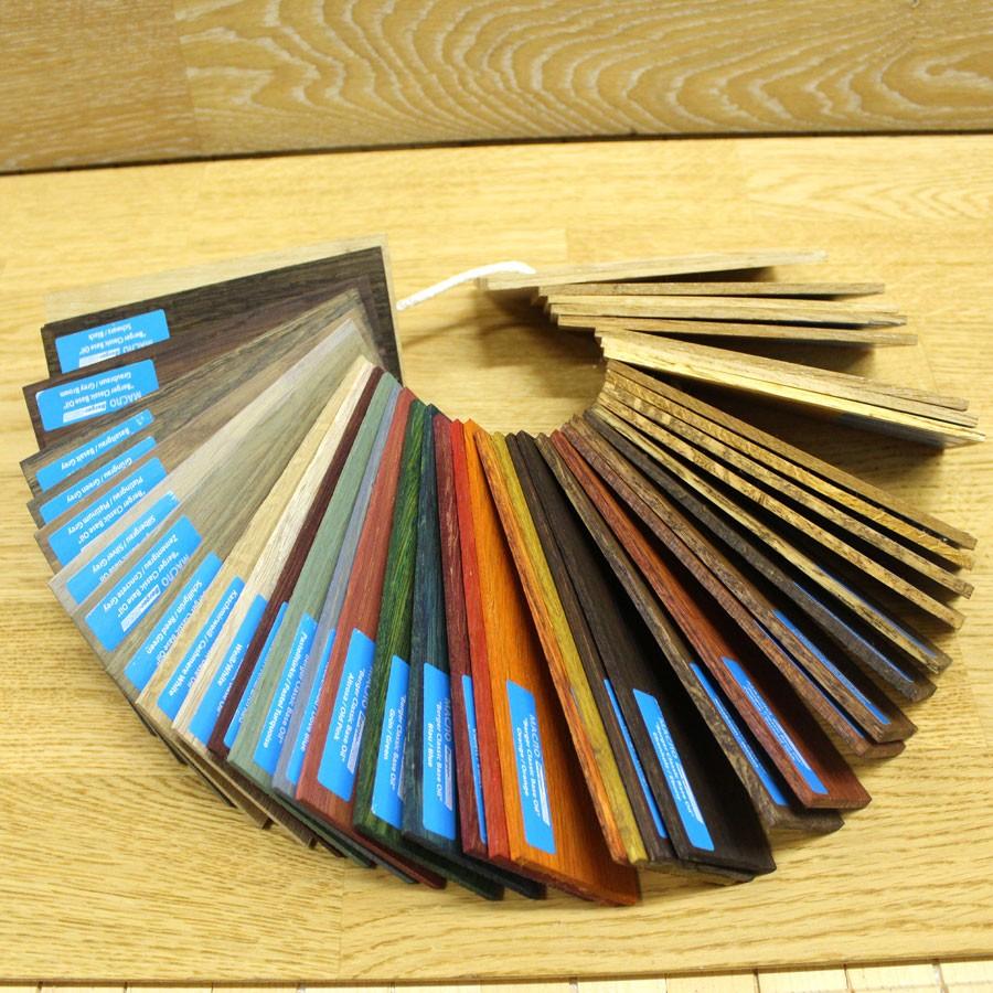 Тонированное масло глубокого проникновения «Berger Classic Base Oil Color» (Германия)