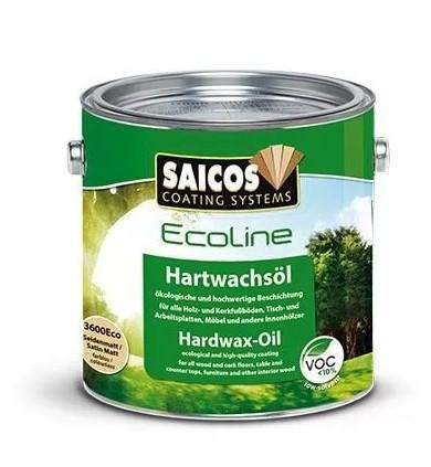 Масло с твердым воском «Saicos Ecoline Hartwachsol» (Германия)